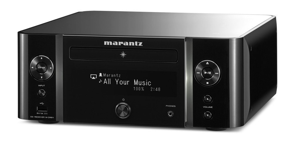 Marantz M-CR611 Melody Media Front