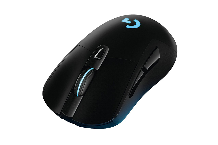 logitech gamer mouse g403
